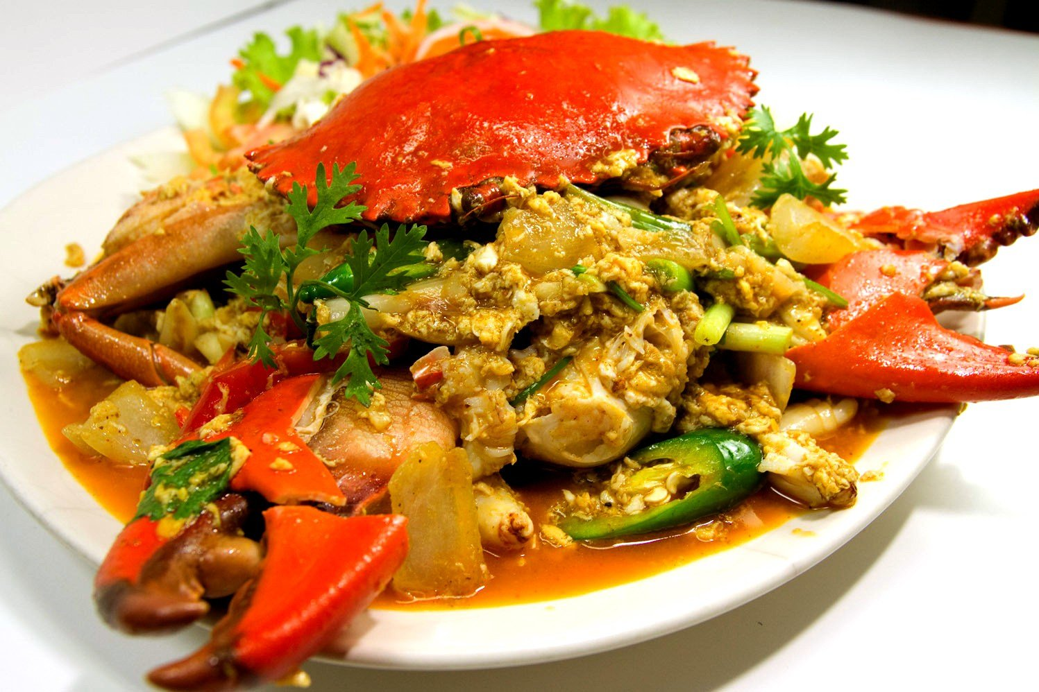 crab-curry